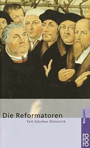 9783499506154: Die Reformatoren.