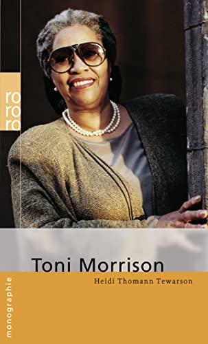 Toni Morrison - Thomann Tewarson, Heidi