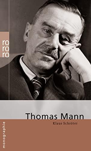 9783499506772: Thomas Mann