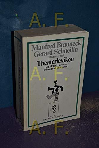 9783499554179: Theaterlexikon