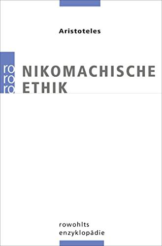 9783499556517: Nikomachische Ethik