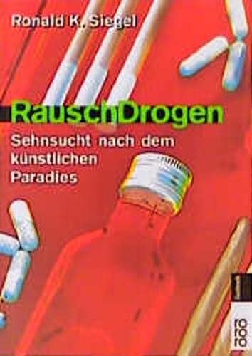 9783499603341: RauschDrogen
