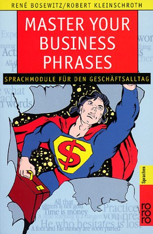 9783499607257: Master your Business Phrases