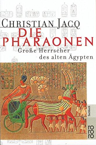 9783499607578: Die Pharaonen.