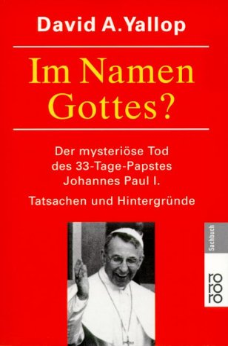 9783499611759: Im Namen Gottes?