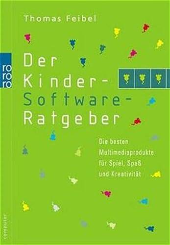9783499612312: Großer Kinder- Software- Ratgeber.