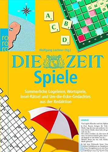 9783499620027: Die ZEIT. Spiele