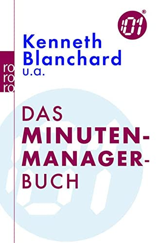 9783499622113: Das Minuten-Manager-Buch