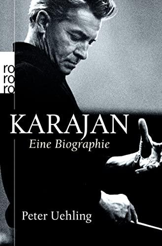 9783499622878: Karajan: Eine Biographie