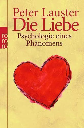 9783499624049: Die Liebe