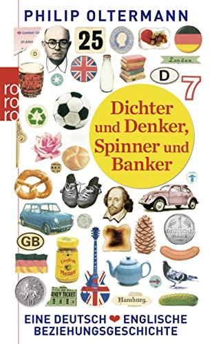 9783499625237: Dichter Und Denker, Spinner Und Banker (German Edition)