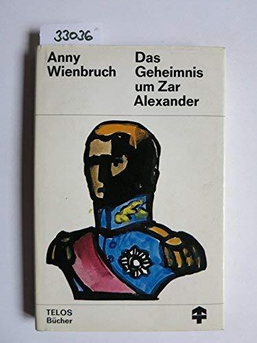 9783501021019: Das Geheimnis um Zar Alexander (German Edition)