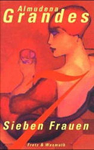 9783502102809: Sieben Frauen - Stadtgeschichten