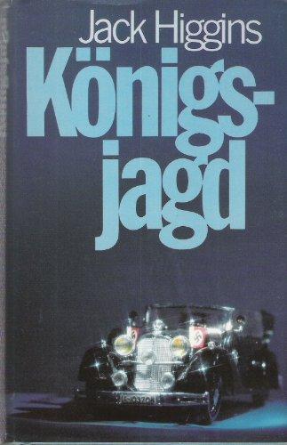 9783502103158: Königsjagd