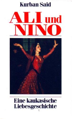 9783502106401: Ali und Nino. Eine kaukasische Liebesgeschichte