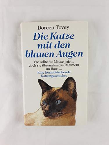 9783502107583: Die Katze mit den blauen Augen