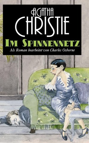 Im Spinnennetz. (3502111022) by Agatha Christie