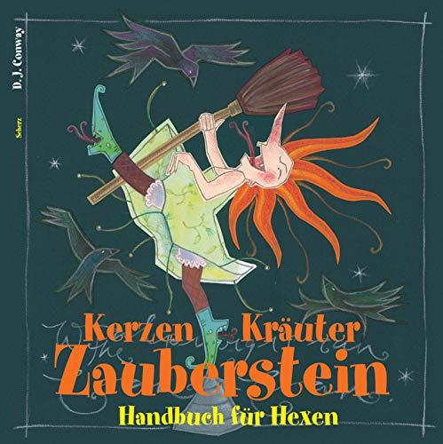 9783502121350: Kerzen, Kräuter, Zauberstein. Handbuch für Hexen.