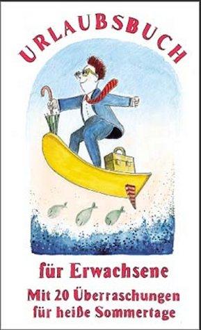 9783502127901: Urlaubsbuch für Erwachsene