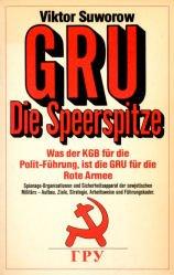 9783502167303: GRU. Die Speerspitze
