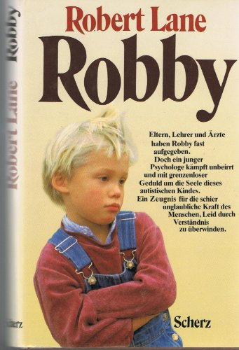 9783502184065: Robby by Lane, Robert