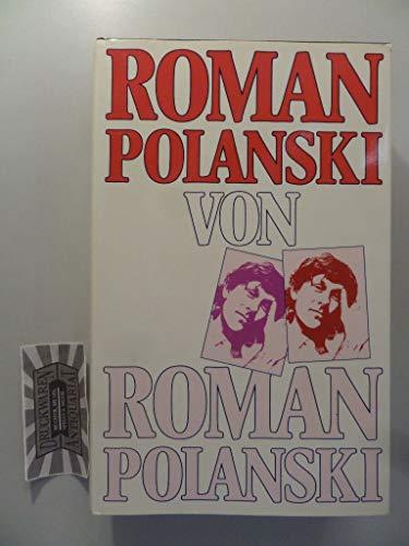 9783502185819: Roman Polanski von Roman Polanski