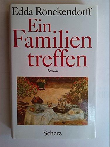9783502196433: Ein Familientreffen. Roman