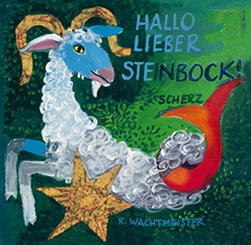 9783502378099: Hallo Lieber Steinbock!