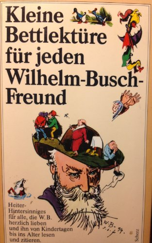 9783502395034: Kleine Bettlektüre für jeden Wilhelm-Busch-Freund