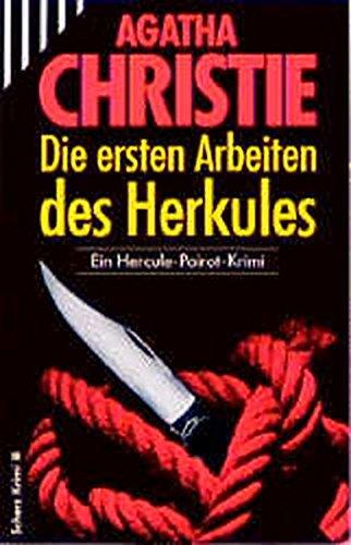 Die Ersten Arbeiten des Herkules [The Labors: Agatha Christie