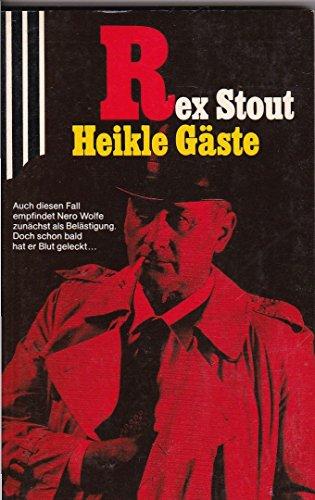 9783502507352: Heikle Gäste
