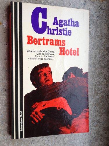 9783502508229: Bertrams Hotel. Mit Miss Marple