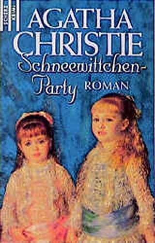 Schneewittchen- Party (German Edition) (3502508496) by Christie, Agatha