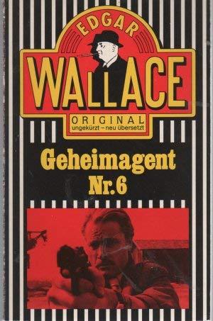 9783502509455: Geheimagent Nr. 6.