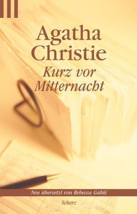Kurz vor Mitternacht.: Agatha Christie