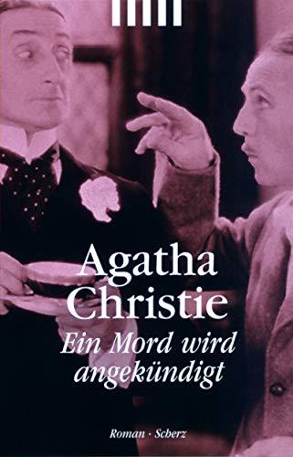 Ein Mord wird angekündigt.: Agatha Christie