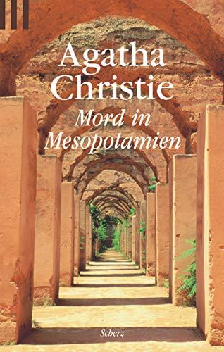 9783502512516: Mord in Mesopotamien. Ein Hercule- Poirot- Krimi.