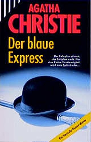 Blaue Express/the Mystery of the Blue Train (German Edition) (3502513872) by Agatha Christie
