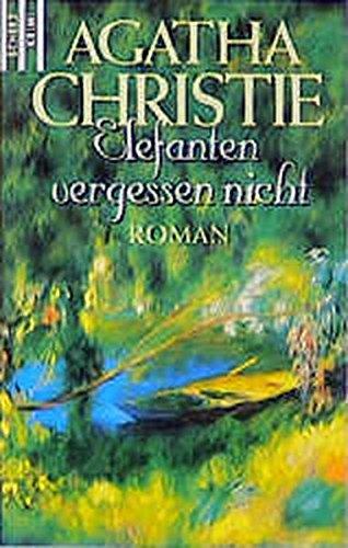 9783502514138: Elefanten Vergessen Nicht (German Edition)
