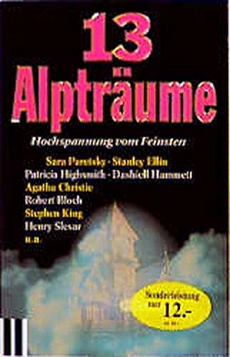 Dreizehn ( 13) Alpträume. Hochspannung vom Feinsten. (3502515565) by Robert Bloch; Agatha Christie; Roald Dahl