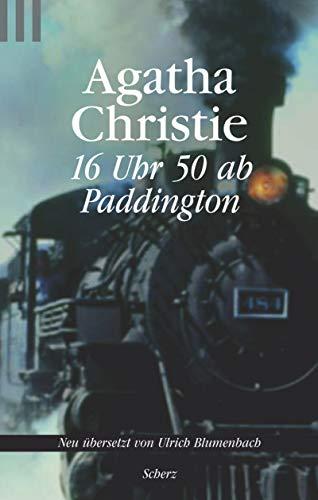 16 Uhr 50 ab Paddington: Christie, Agatha und