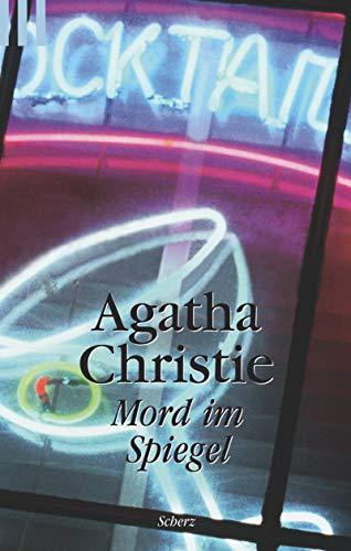 Mord im Spiegel.: Christie, Agatha
