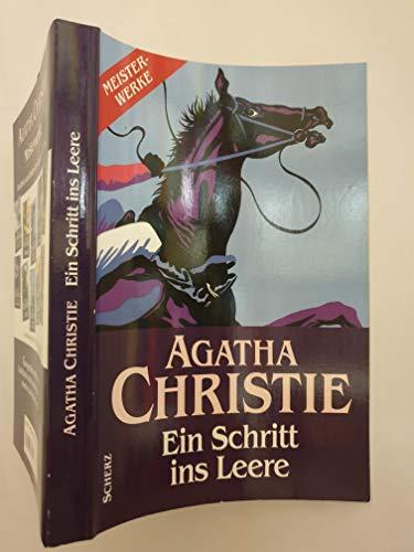 Ein Schritt ins Leere: Christie, Agatha und