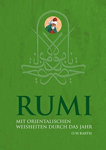 9783502611936: Rumi: Mit orientalischen Weisheiten durch das Jahr