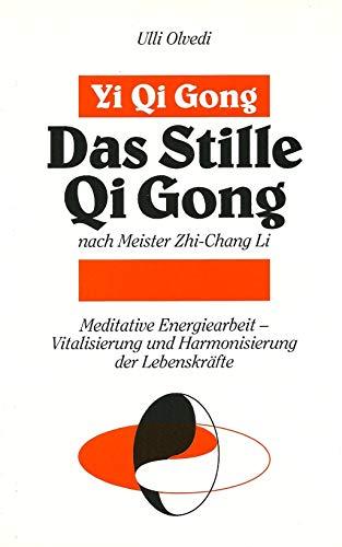 9783502674788: Yi Qi Gong, das stille Qi Gong nach Meister Zhi-Chang Li: Meditative Energiearbeit : Vitalisierung und Harmonisierung der Lebenskrafte nach taoistischer und buddhistischer Tradition (German Edition)