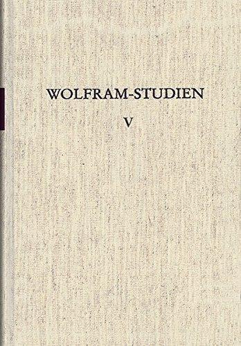 Wolfram-Studien V: Werner Schr�der