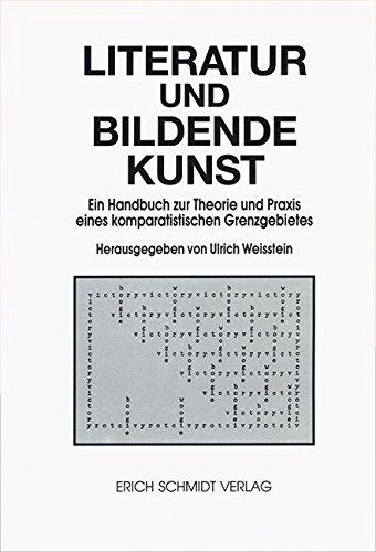 Literatur und bildende Kunst: Ulrich Weisstein