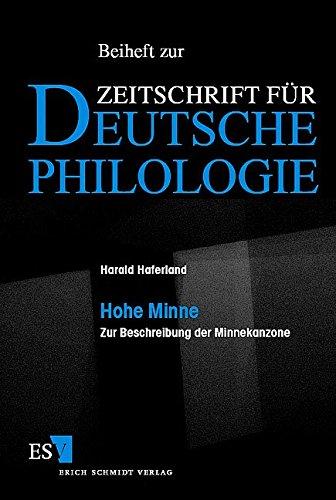 Hohe Minne: Harald Haferland