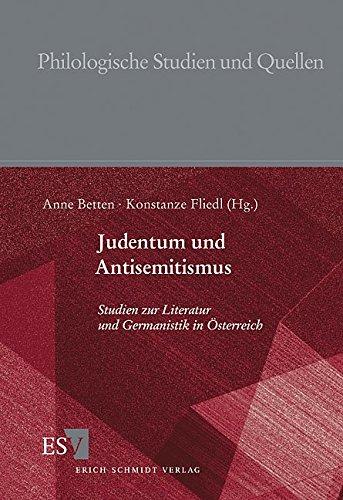 Judentum und Antisemitismus: Anne Betten