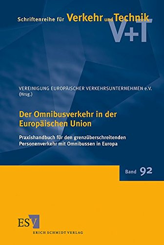 Der Omnibusverkehr in der Europäischen Union: Kay Gunkel